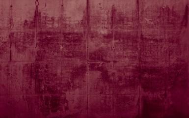 Alte rote Steinwand als ungleichmäßiger Hintergrund