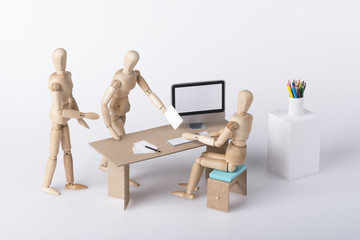 Kreativberufe, Computerarbeitsplatz