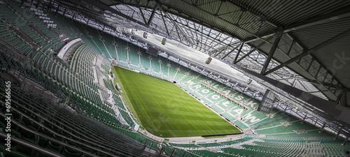 Aluminium Stadion Stadion miejski we Wrocławiu