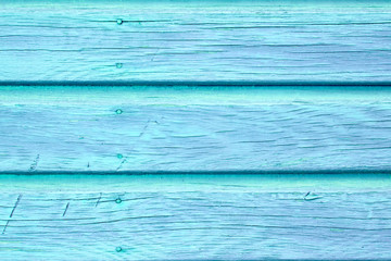 The old blue paint wood texture with natural patterns