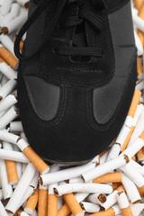 Enough! Quit Smoking!
