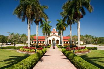 Kirche in Bonita Springs in Florida