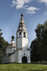 Chiesa nel parco
