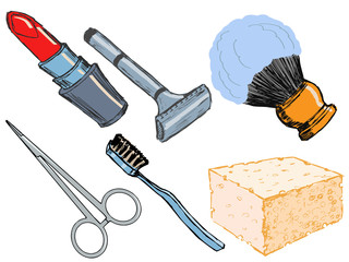 hygienic objects