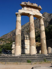 Philippeion - Olympia, Greece