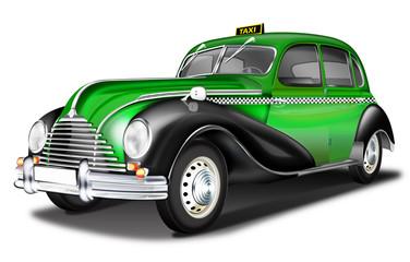 EMW Taxi, DDR Oldtimer