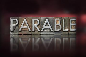 Parable Letterpress