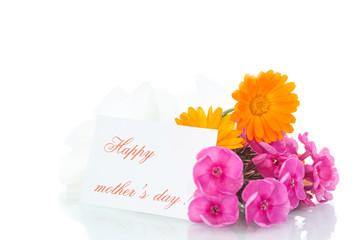bouquet of summer flowers