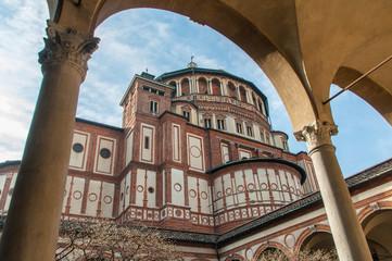 Basilica di Santa Maria delle Grazie Milano