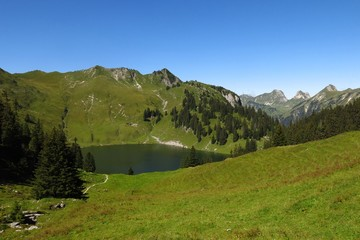 Lake Oberstockensee