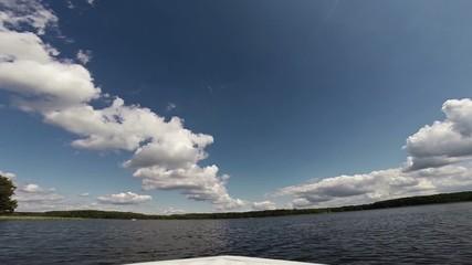 Wasser See Bootsurlaub Müritz Urlaub
