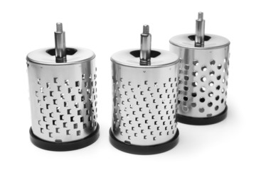 Drums for universal grater