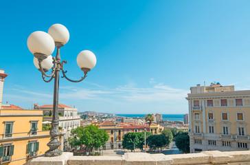 Cagliari cityscape