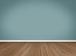 Empty Room / Wooden Floor - 69576967