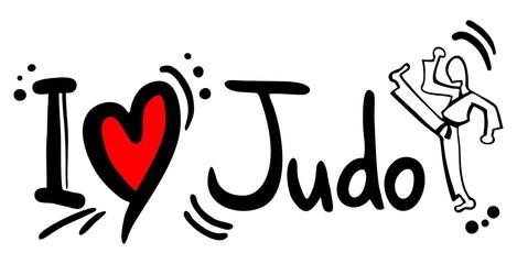 Judo love