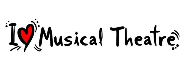 Musical theatre love