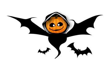 Pumpkin Devil Man