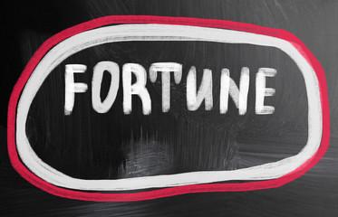fortune concept