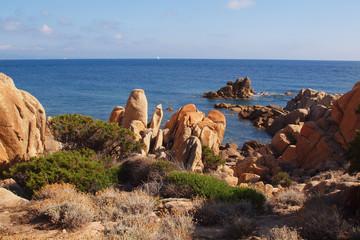 Korsika - Capu di Muru
