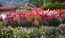 "Постер, картина, фотообои ""Flower Garden"""