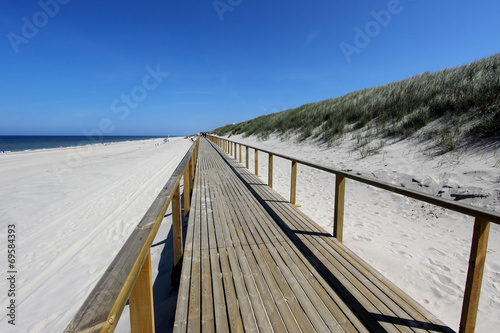 canvas print picture Insel Sylt Nordsee