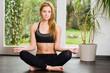 Übung zum Entspannen