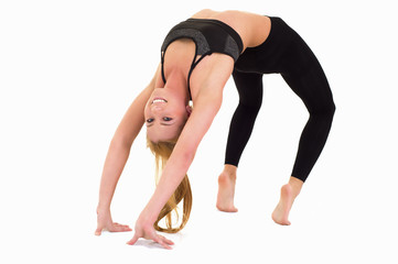 Gymnastik hält fit