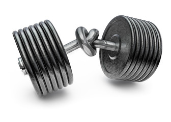 Dumbbell knot