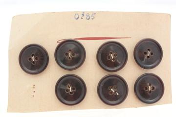 Plaque de boutons