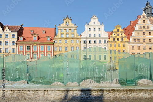 Zdjęcia na płótnie, fototapety, obrazy : Wroclaw, Poland