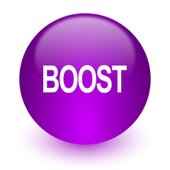 boost internet icon