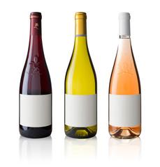 Bouteille de vins de Loire