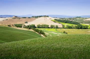Toscane Crete Senesi