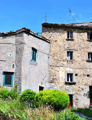 pietracamela, abruzzo, italia