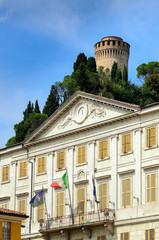 Municipio e Rocca di Brisighella