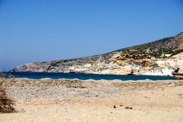 Milos, Aghios Ioannis Beach