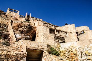 Milos, Old Sulphur Mines Beach - Thiorichia