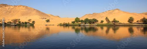 Foto op Aluminium Egypte le nil