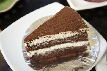 dessert Tiramisu cake