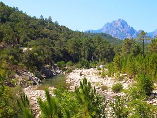 Korsika - Parc Naturel Régional de Corse