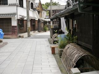 竹原町並み保存地区