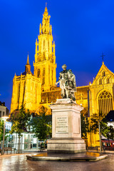 Church of Our Lady, Antwerp, Belgium