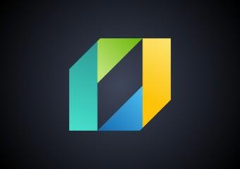 square,logo,business,letter r , j, building,company,success