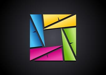 religious,thorn,logo,cross,spirit,abstract,vector,square