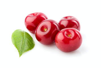 Fresh cherry.