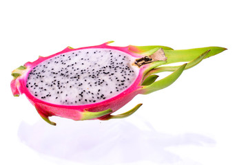 slice Dragon Fruit