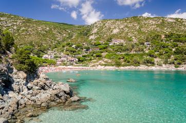 Island of Elba, Fetovaia (Italy)