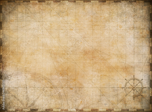 old map background - 69612705