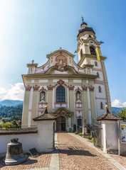 Saint Peter and Paul in Gotzens, Austria.
