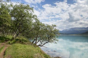 Gjende Lake, Norway